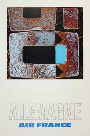 Air France Allemagne / Germany 1971