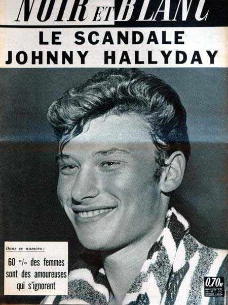 Le scandale Johnny Hallyday