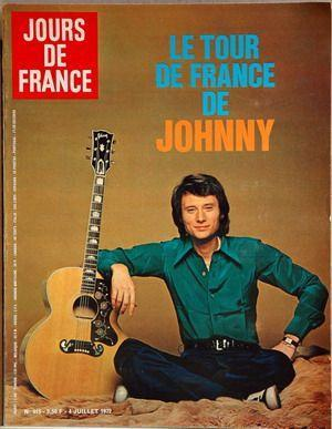 Le tour de France de Johnny