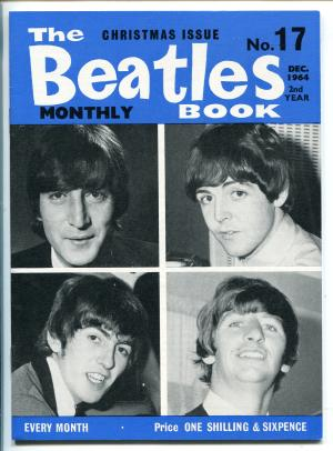 Magazine The Beatles numéro 17