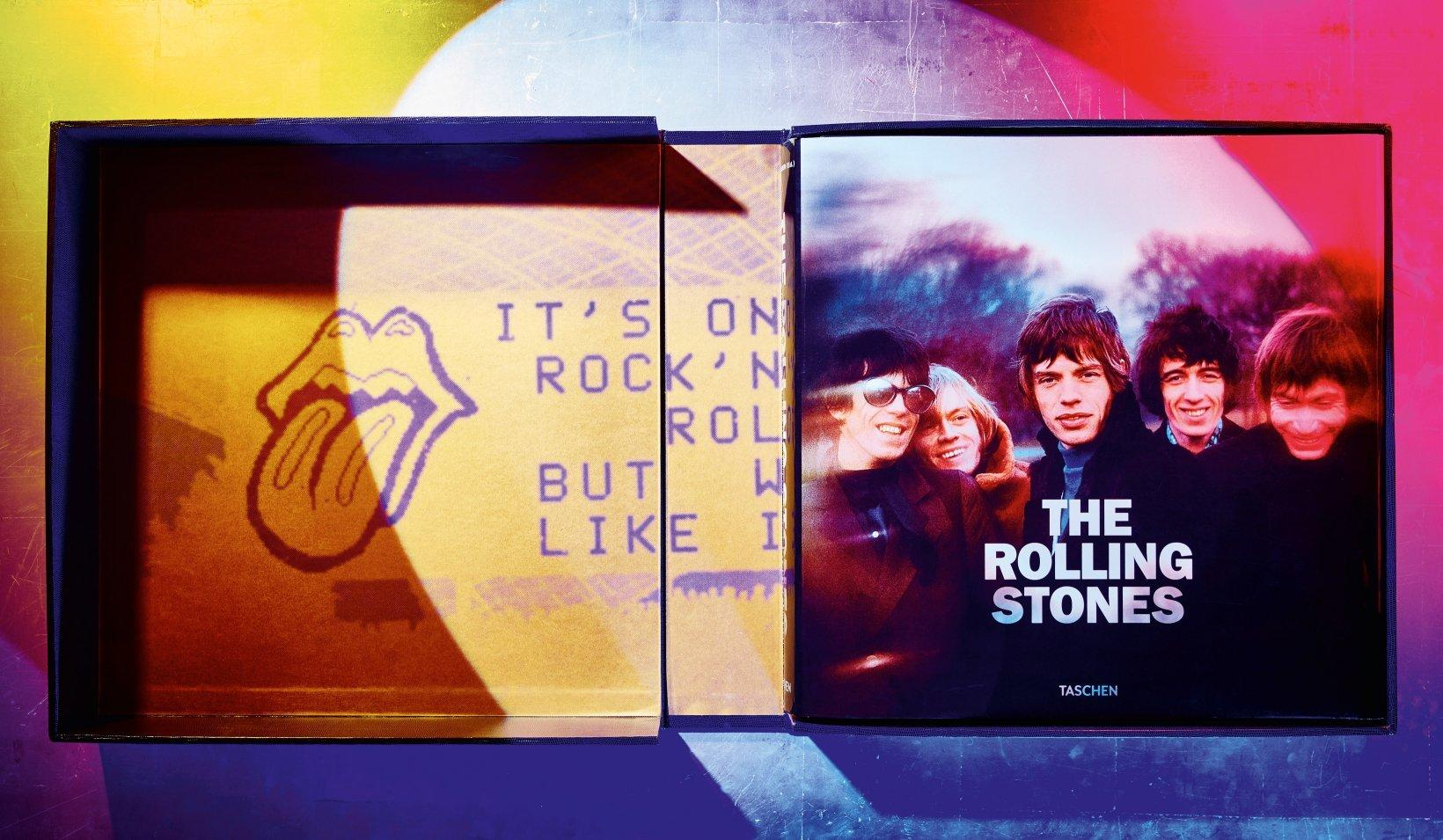 The Rolling Stones Limited Edition
