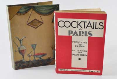 Cocktails de Paris