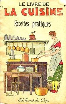 abebooks petit guide du collectionneur de livres de cuisine. Black Bedroom Furniture Sets. Home Design Ideas