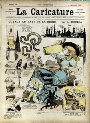 La Caricature n°36, 4 septembre 1880