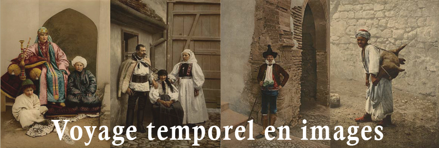 Vintage Photochrom images