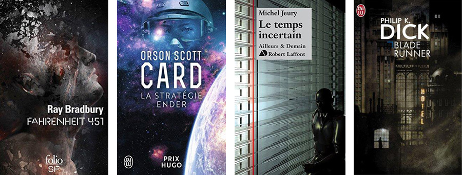 Livres de science-fiction