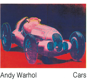 Andy Warhol opere: Mercedes
