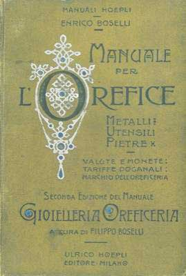 Manuale per l'orefice