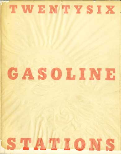 Twentysix Gasoline Stations by Edward Ruscha