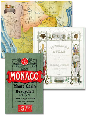 Antique & Vintage Maps