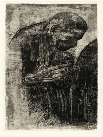 The Mourner - 1919
