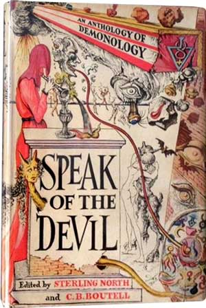 Speak of the Devil by Sterling North & C.B. Boutell