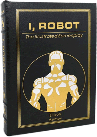 I, Robot published by Easton Press