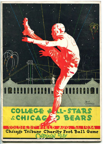 Chicago All-Stars Football Program