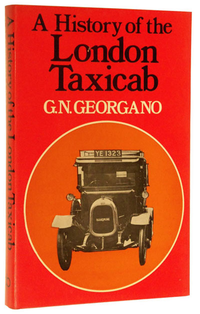 A History of the London Taxicab