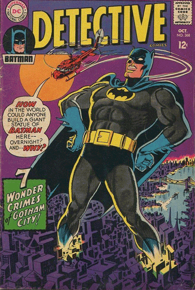 Detective Comics - Batman #368