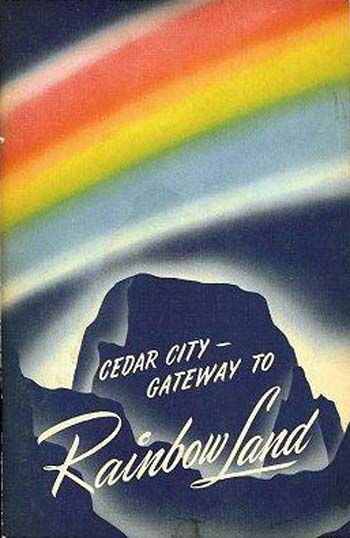 Gateway to Rainbow Land, Cedar City, Utah