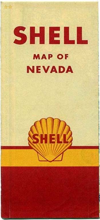Shell Map of Nevada