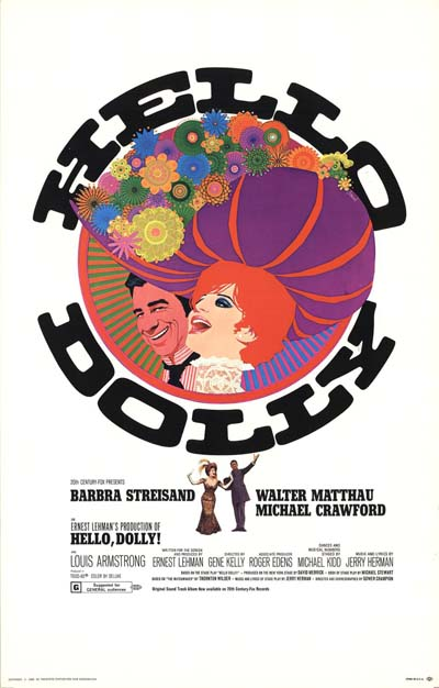 Hello Dolly 1969