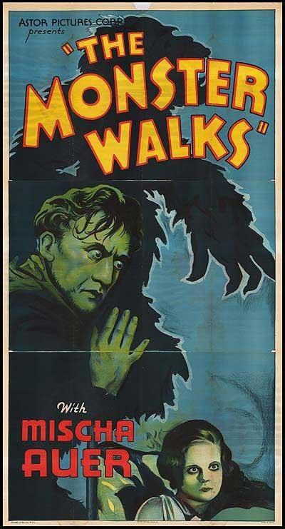 The Monster Walks - 1932