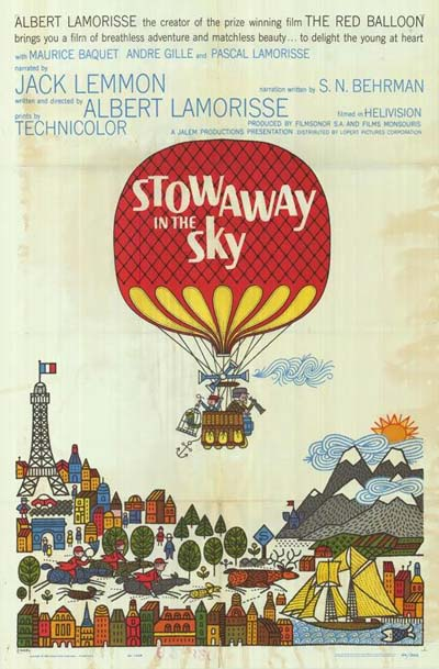 Stowaway in the Sky - 1960