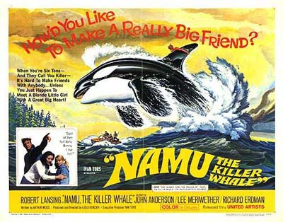 Namu the Killer Whale - 1966