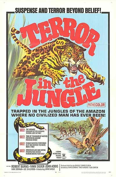 Terror in the Jungle - 1968