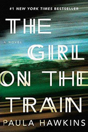 The Girl on the Train, signed by Paula Hawkins