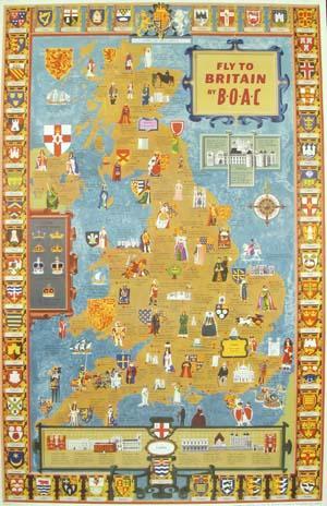 BOAC Britain 1956