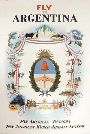 Pan Am Argentina 1951