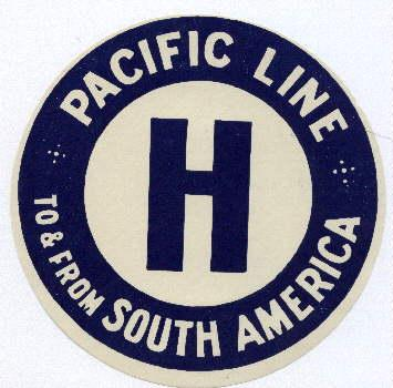 Pacific Line  South America